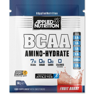 Combo 20 BCAA Amino Hydrate 14G Applied Nutrition