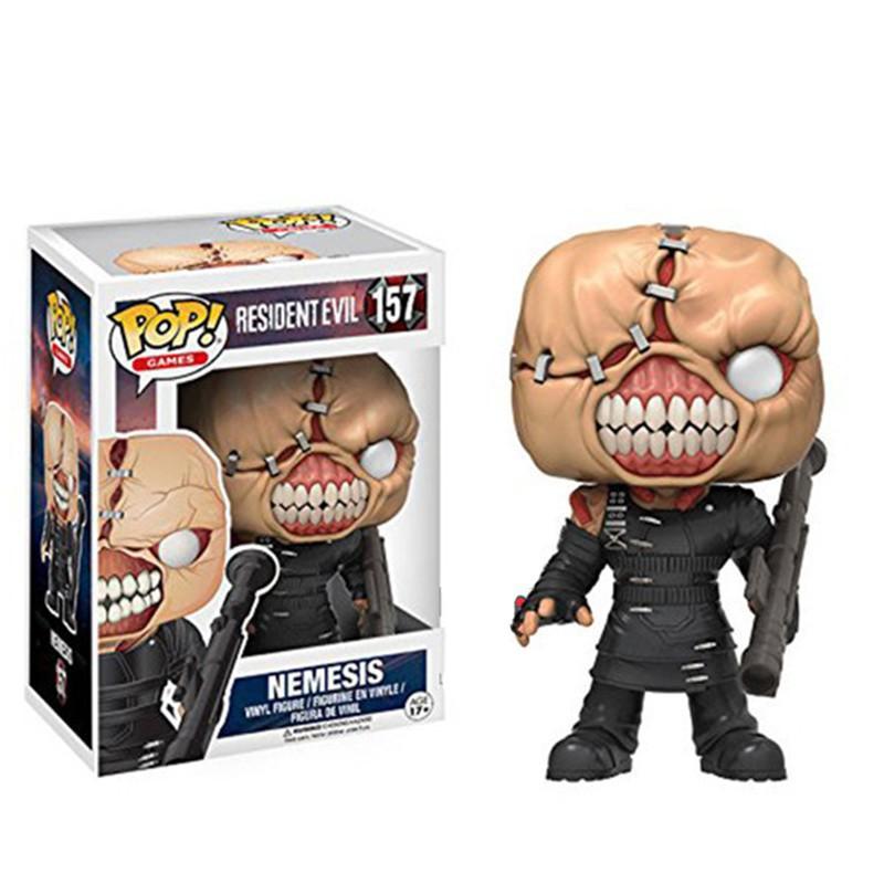 Funko POP #157 Resident Evil Nemesis PVC Action Figure
