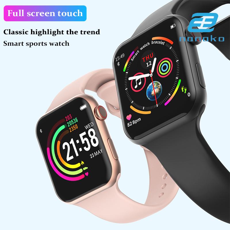 Đồng Hồ Thông Minh Kết Nối Bluetooth 4.0 Ips F10 P70 P68 Theo Dõi Sức Khỏe Cho Iphone 11 Pro Xiaomi