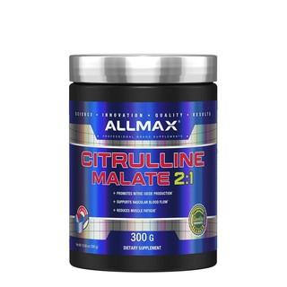 Allmax Citrulline Malate Tăng Sức Mạnh Sức Bền (300g) - Chính Hãng thumbnail