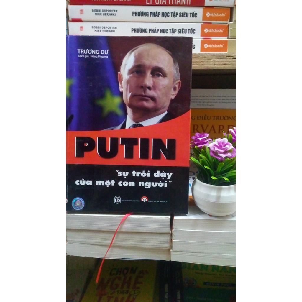Sách thật giá rẻ- Putin- Sự trỗi dậy của một con người
