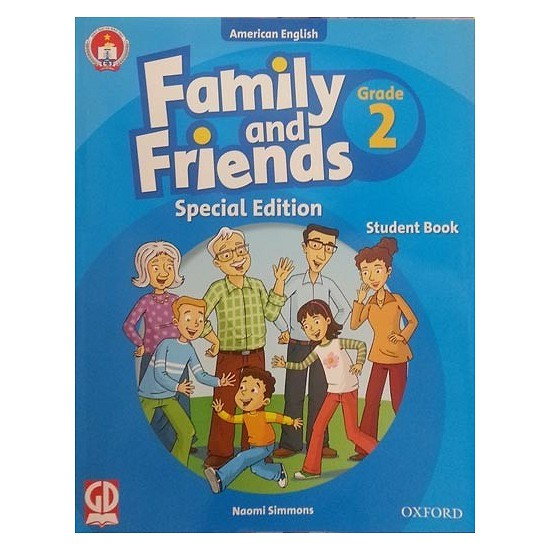 Sách - Family And Friends (Ame. Engligh) (Special Ed.) Grade 2: Student Book