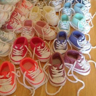 Giày bata len cho bé, trẻ sơ sinh