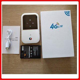 Bộ phát wifi di động dùng sim 4G LTE 150Mbps A800 - Tốc Độ Cao