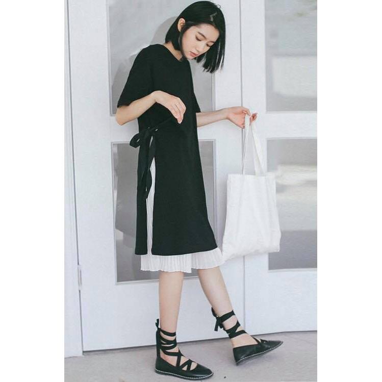 Aniki phối chân váy xếp li - 2558078 , 617913444 , 322_617913444 , 210000 , Aniki-phoi-chan-vay-xep-li-322_617913444 , shopee.vn , Aniki phối chân váy xếp li