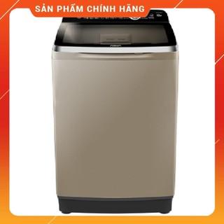 [ VẬN CHUYỂN MIỄN PHÍ KHU VỰC HÀ NỘI ] Máy giặt Aqua cửa trên 10 kg ( Vàng ) AQW-DR100ET(N) - [ Bmart247 ]