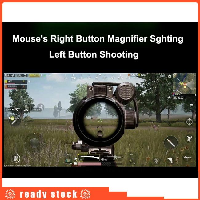 PUBG Mobile Gamepad Controller Gaming Keyboard Mouse