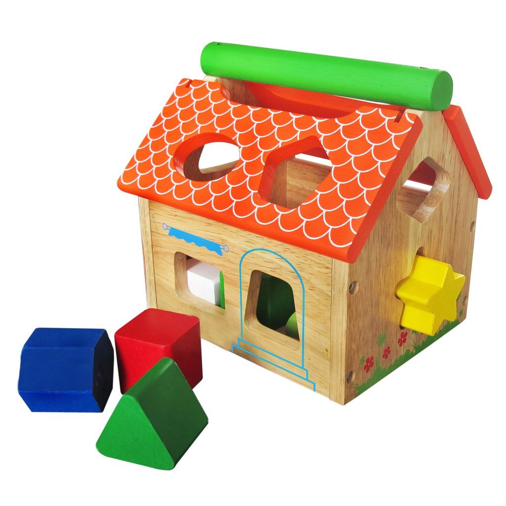 Nhà thả 12 khối