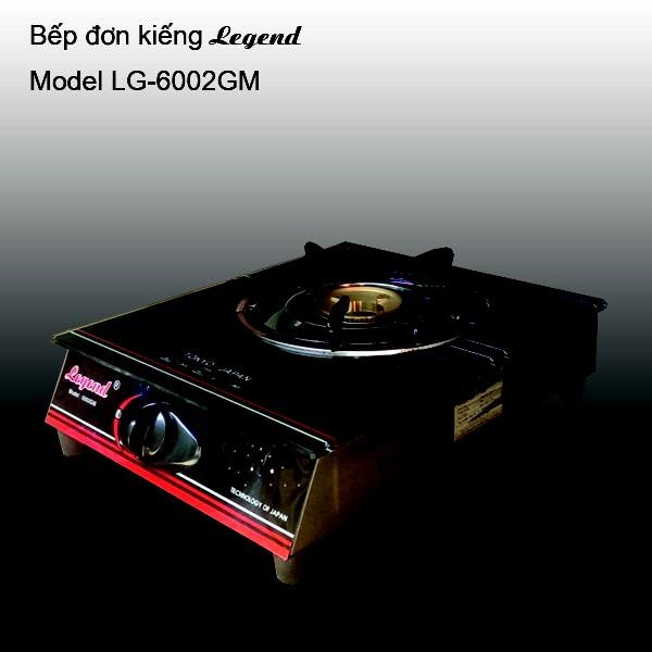 Bếp gas đơn  Legend LG-6002