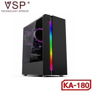[Mã 208ELSALE hoàn 7% đơn 300K] Vỏ Case Máy Tính VSP KA-180 thumbnail