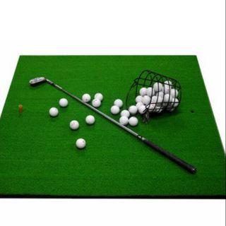 Thảm tập Golf Swing 1.2 1.2 và 1.5 1.5m... Tặng kèm tee cao su