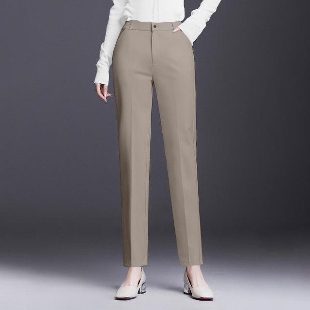Mặc gì đẹp: Sang trọng với Quần tây công sở nữ kiểu mới vải tuyết mưa nhiều màu [Hàng công ty may VNXK]