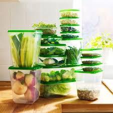 Hộp đựng 17 chi tiết, các kích thước khác nhau, để được nhiều thực phẩm từ tươi sống đến nấu chín, sử dụng nóng, lạnh,..