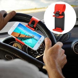 Giá đỡ điện thoại gắn vô lăng xe hơi tiện dụng thumbnail