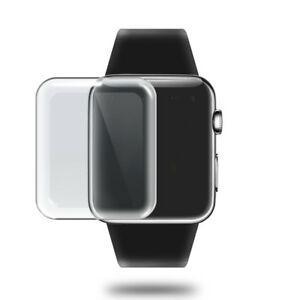 Miếng dán cường lực bảo vệ màn hình đồng hồ thông minh Apple Watch Series 4 3 2 1 38-44MM tiện dụng