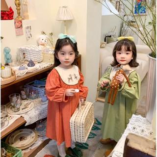 Đầm lolita cho bé D464