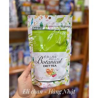 Trà thảo mộc Botanical Diet Tea Orihiro – Hàng Nội địa Nhật