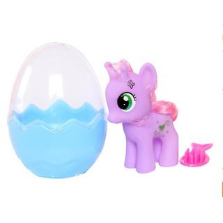 Đồ chơi trứng ngựa Pony cute
