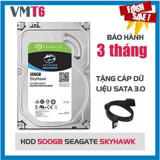 Ổ cứng camera giám sát HDD Seagate Skyhawk 500GB - bảo hành 3 tháng !