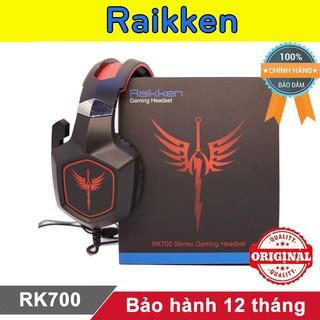 Tai nghe Gaming Raikken Rk-700 ♥️Freeship♥️ Tai nghe chụp tai chơi game giá rẻ game thủ - Gaming Headphone