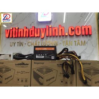 Nguồn Mới 500W Segotep Cruiser Q7 dây dài có 8 pin cpu,6Pin 8Pin cho vga bảo hành chính hãng 36 tháng thumbnail