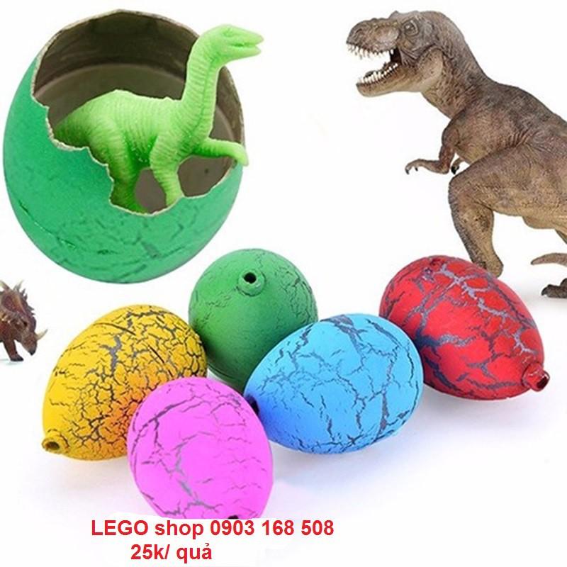 Trứng nở khủng long