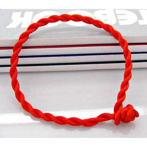 Vòng dây đỏ đeo tay/chân may mắn - 22844330 , 2784529371 , 322_2784529371 , 1000 , Vong-day-do-deo-tay-chan-may-man-322_2784529371 , shopee.vn , Vòng dây đỏ đeo tay/chân may mắn