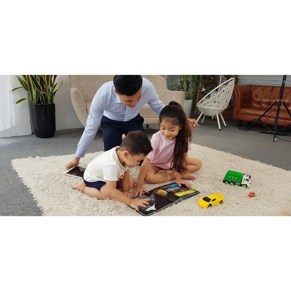 MAGICBOOK - Khám phá vũ trụ trải nghiệm 3d cho bé