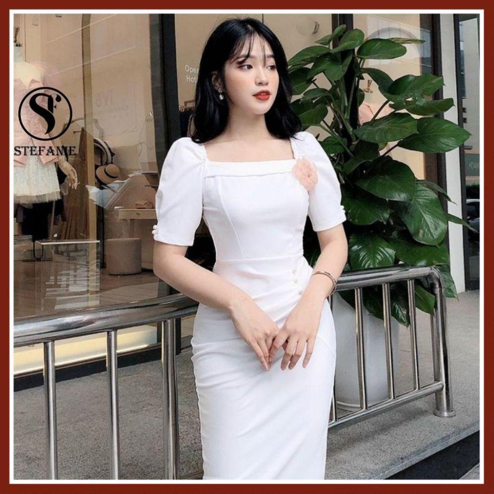 Váy Body - Đầm Dự Tiệc hàng cao cấp - tôn dáng che bụng cho phái nữ -Sefanie