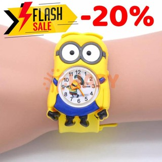 (Sale khủng) Đồng hồ đập tay trẻ em siêu cute