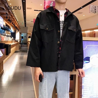 Spot Handsome jackets Recommended Casual jackets Energetic Trendy brand jackets Avant-garde