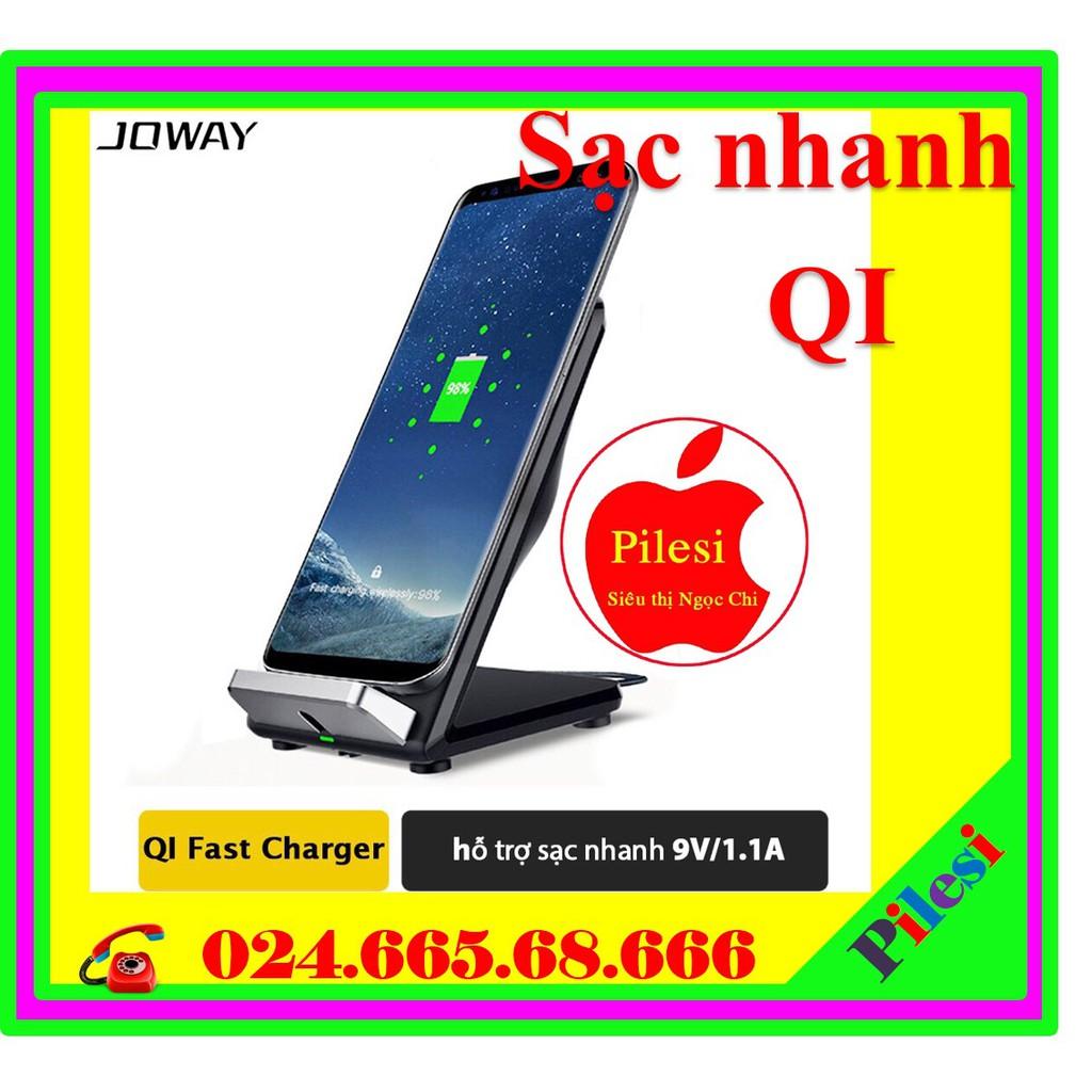 Bộ sạc không dây JOWAY WXC05 chuẩn QI hỗ trợ sạc nhanh - 2982009 , 1174099749 , 322_1174099749 , 368000 , Bo-sac-khong-day-JOWAY-WXC05-chuan-QI-ho-tro-sac-nhanh-322_1174099749 , shopee.vn , Bộ sạc không dây JOWAY WXC05 chuẩn QI hỗ trợ sạc nhanh
