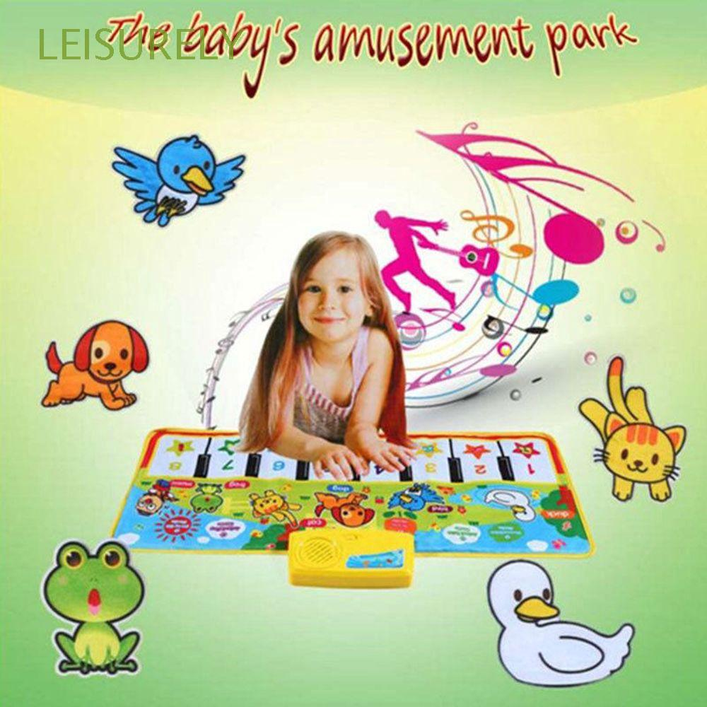 Educational Funny Children Toddler Toy Baby Gift Music Blanket