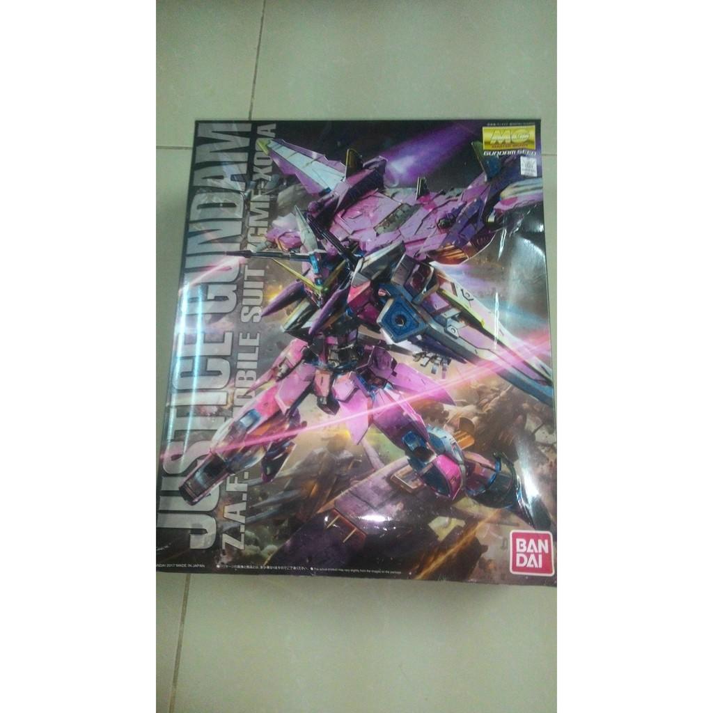 Mô hình lắp ráp MG 1/100 Justice Gundam - 10080663 , 340768224 , 322_340768224 , 1050000 , Mo-hinh-lap-rap-MG-1-100-Justice-Gundam-322_340768224 , shopee.vn , Mô hình lắp ráp MG 1/100 Justice Gundam