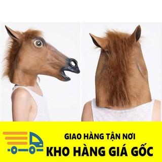[HÀ NỘI] [1 ĐỔI 1] Đầu Giả Ngựa Gangnam (Mẫu Ngẫu Nhiên)