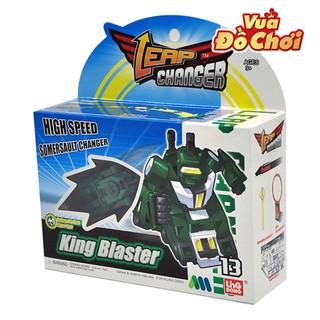 Tốc Chiến Thần Xa – King Blaster