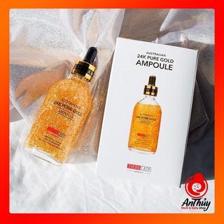 Serum làm đẹp da vảy vàng 24k Pure Gold Ampoulel - ÚC thumbnail
