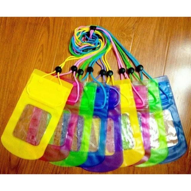 Sỉ 10 túi chống nước cho điện thoại