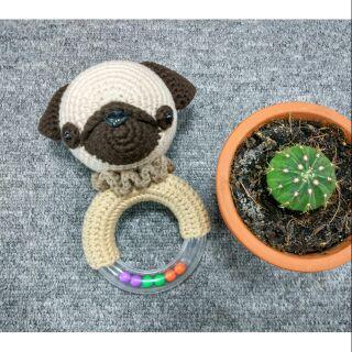 Lục lạc hình cún cho bé