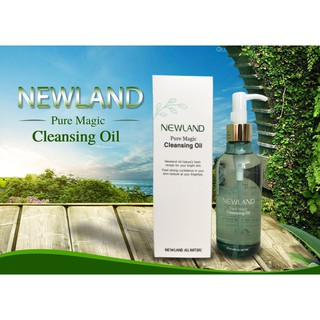 Dầu tẩy trang hàn quốc NEWLAND PURE MAGIC CLEANSING OIL NEWLAND thumbnail