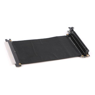 Cáp chuyển đổi PCI Express PCI-e3.0 16x hình chữ L tốc độ cáp cho card đồ họa