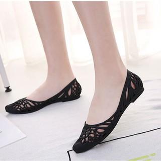 Giày nhựa đi mưa siêu xinh, siêu bền thoáng chân V221