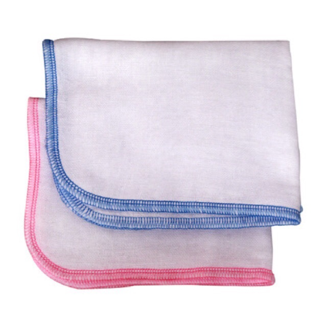 Set 5c khăn sữa sợi mịn IQ baby cao cấp