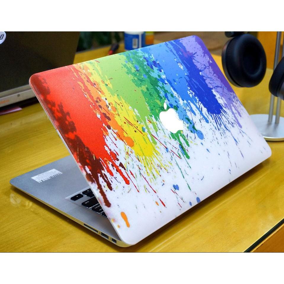 Ốp Macbook 11,12,13 inch_vảy sơn