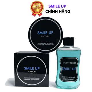 Hủ bột trắng răng SMILE UP 80g