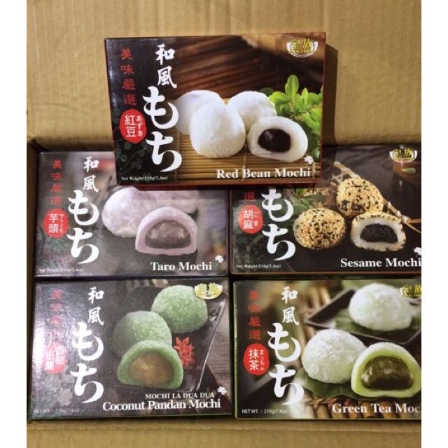 |Bánh Hộp Đài Loan |Mochi Royal Family 3 vị 210g (Lá Dứa,Trà Xanh,khoai Môn) - 2987969 , 658948141 , 322_658948141 , 40000 , Banh-Hop-Dai-Loan-Mochi-Royal-Family-3-vi-210g-La-DuaTra-Xanhkhoai-Mon-322_658948141 , shopee.vn , |Bánh Hộp Đài Loan |Mochi Royal Family 3 vị 210g (Lá Dứa,Trà Xanh,khoai Môn)