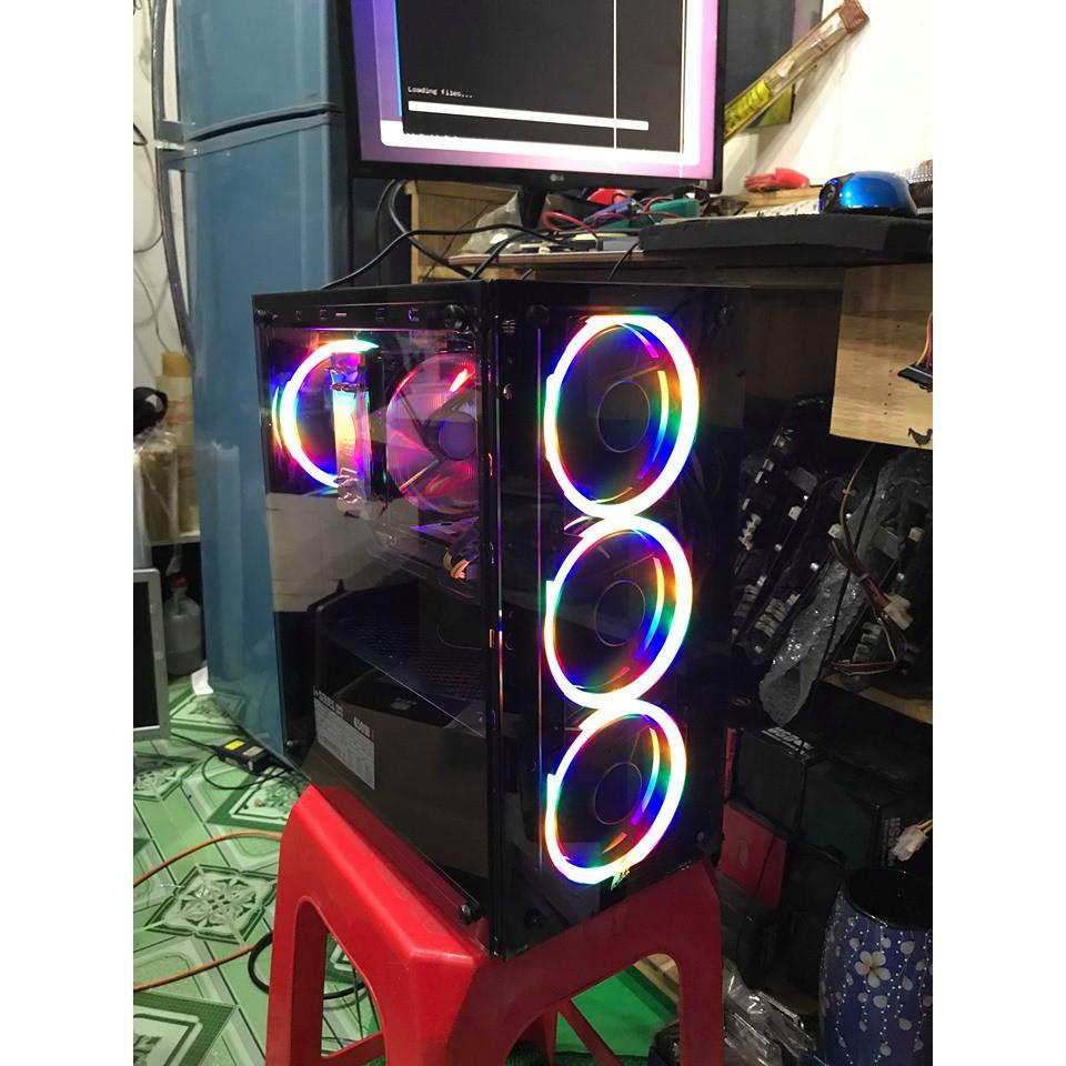 Thùng máy Xeon E5 2689 32gb Ram RX470 chiến Pubg PC, >=10 nox ở mức High | WebRaoVat