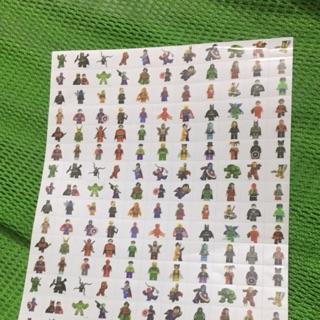 Combo sticker hải yến