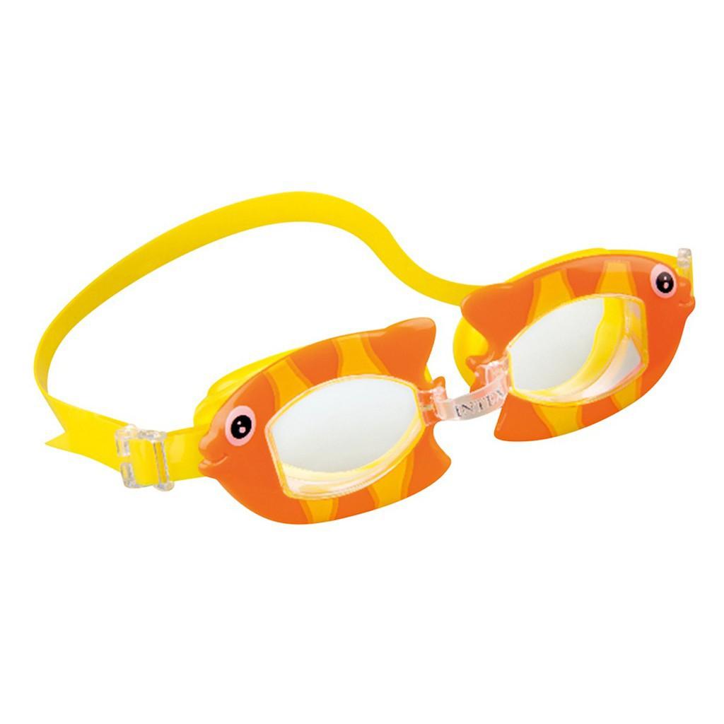 [FOR_KIDS] Kính Bơi Hình Đáng Yêu Cho Bé 55603 Intex (Giao ngẫu nhiên)