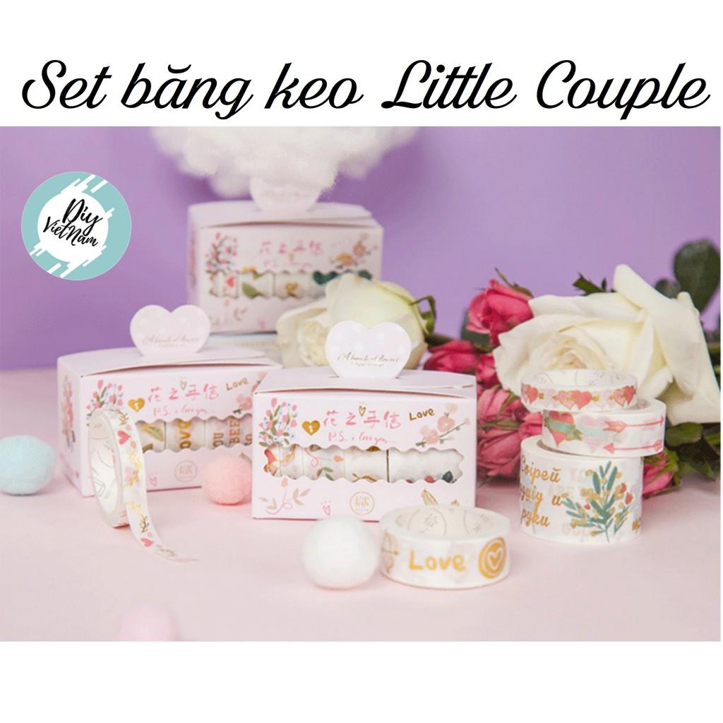 SET BĂNG KEO LITTLE COUPLE